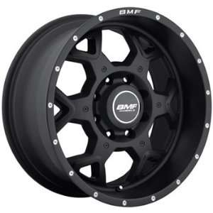 BMF SOTA 22x10.5 Flat Black Wheel / Rim 8x180 with a  25mm