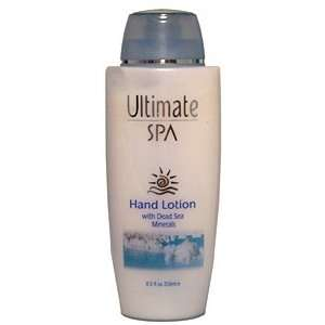 Ultimate Spa Hand Lotion With Dead Sea Minerals 8.5 Fl.Oz. From Israel