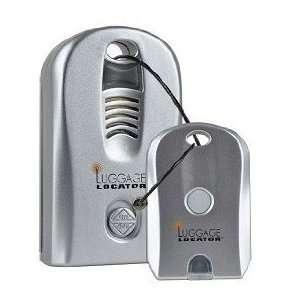 ETA Travel Gear Remote Controlled Luggage Locator   Sliver