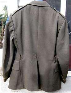 WW II Regulation Army Officers Uniform Jacket w Civil Air Patrol