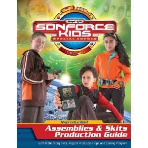 Tips and Closing Program (Gospel Lights Sonforce Kids Special Agents