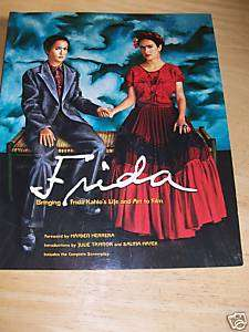FRIDA Bringing Frida Kahlos Life & Art to Film PHOTOS