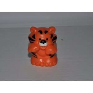 Tiger Kitty Cat Kitten (2001) Replacement Figure   Classic Fisher