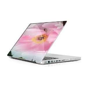 Pink Leaf   Macbook Pro 15 MBP15 Laptop Skin Decal Sticker