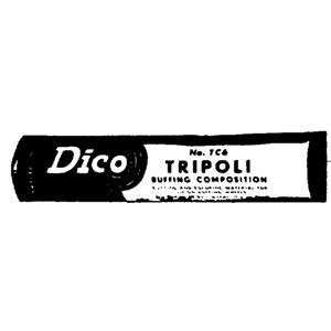 Dico 531 TC6 Tripoli 1x5 Buffing Compound Home Improvement