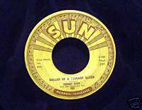 SUN RECORDS JOHNNY CASH BALLAD OF A TEENAGE QUEEN
