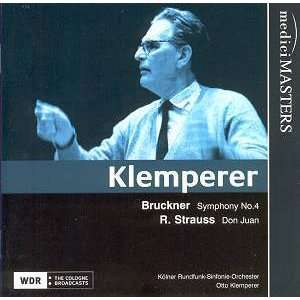 , Richard Strauss, Otto Klemperer, Cologne Radio Symphony Music