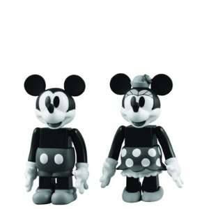 Disney Kubrick Mickey & Minnie Mouse 2 pack Figure Set