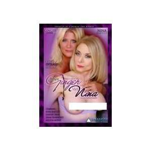 When Ginger Met Nina DVD (starring Nina Hartley, Ginger