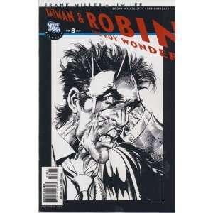 All Star Batman and Robin the Boy Wonder #8 (Variant)