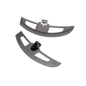 SMG Steering Wheel Shifter Paddles  For E46 M3  Brushed Gun Metal
