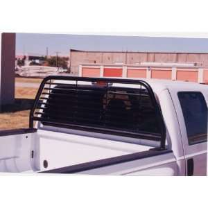 Go Industries 52635B Black Headache Rack: Automotive
