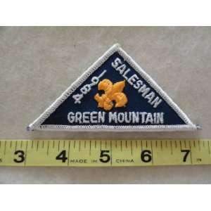 1984 Boy Scouts Salesman   Green Mountain Patch