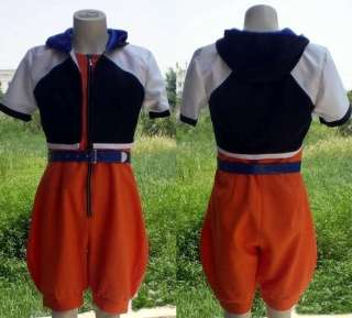 Kingdom Hearts Sora Original Cosplay Jacket Adult XXL