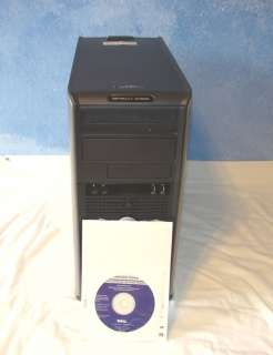 DELL OPTIPLEX GX620 TOWER P4 3.4GHZ DUAL CORE DVD RW