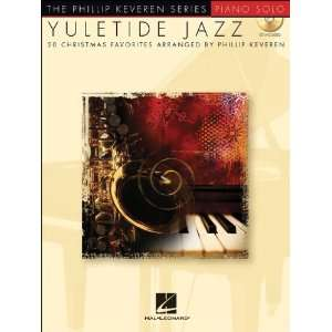 Hal Leonard Yuletide Jazz   20 Christmas Favorites
