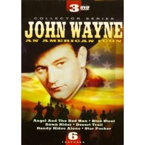 JOHN WAYNE Collector Series 6 Movie Package [Angel And The Bad