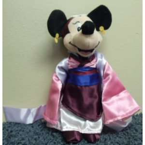 Retired Disney Mickey Mouse Clubhouse 8 Minnie Mouse as