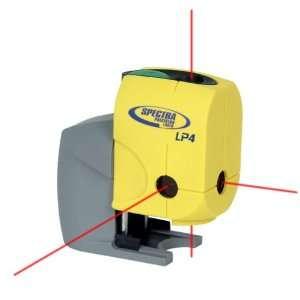 Spectra Precision Laser LP4 Self leveling, 4 beam Laser