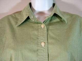 Jones New York Womens Top Blouse Shirt Size L Large EUC