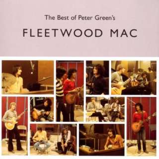 Fleetwood Mac The Best Of Peter Green`S Flee CD NEW (UK Import)