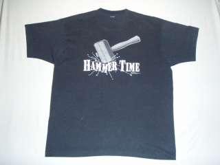 Vintage Detroit Pistons Bad Boys Hammertime T Shirt