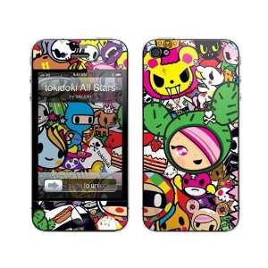 Tokidoki All Stars OEM GelaSkins Protective Skin Cover Film Sticker