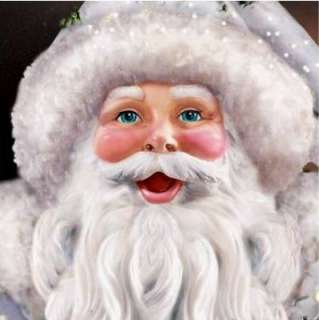 THOMAS KINKADE *FATHER CHRISTMAS SANTA* FREE S/H, NIB