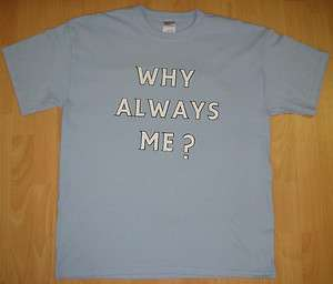 Mario Balotelli Why Always Me? Manchester City Shirt