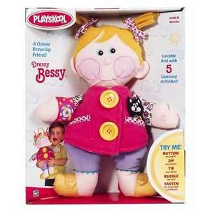 Dressy Bessy Dress Up Friend by Playskool Hasbro   In