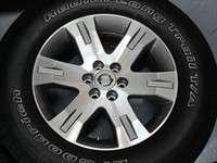 Pathfinder Xterra Factory 17 Wheels Tires OEM Rims 62495 265/65/17