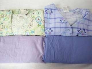 Medical Dental Scrubs Lot 8 PRINTED Outfits Sets Sz S SM SMALL DISNEY