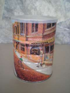 1994 Maxwell House Coffee Can Souders Art Lid