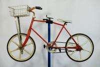 Antique 1920s HAFCO Belt Drive kids bike childrens bicycle mag