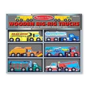 Big Rig Trucks Toys & Games