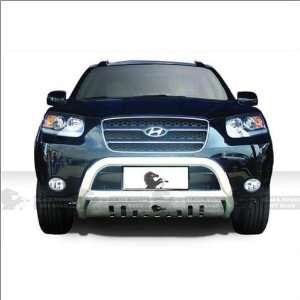 Black Horse Stainless Steel Bull Bar 10 11 Hyundai Tucson: Automotive