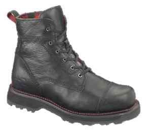 HARLEY DAVIDSON MENS LACE UP BOOT NEW   BEACON D95213