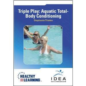 Play: Aquatic Total Body Conditioning: Stephanie Thielen: Movies & TV