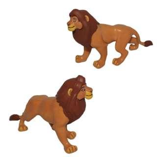 6x Disney The Lion King Simba PUMBA PVC Figure Set