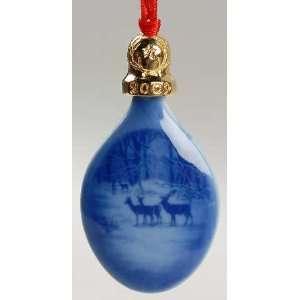 com Bing & Grondahl Christmas Drop Ornament Bing & Grondahl with Box
