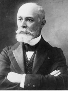 1904 photo Henri Becquerel, head and shoulders