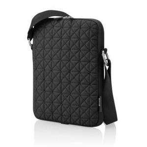 Belkin F8n085 BLK Black Quilted Pattern 7 Laptop Netbook Bag Case