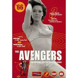 Avengers 66 Vol. 1 Patrick Macnee, Diana Rigg, Honor