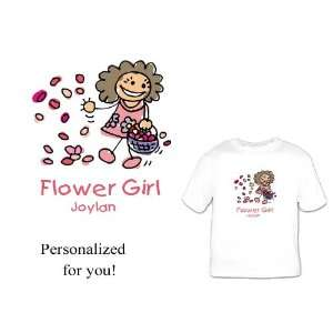 Girl Shirt cartoon Great Bridal Gift Wedding T Shirt TackyT Clothing