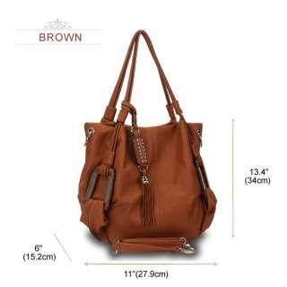Hobo Shoulder HandBags Tote Purse HandBag Fashion Ladys Big Bags Bag