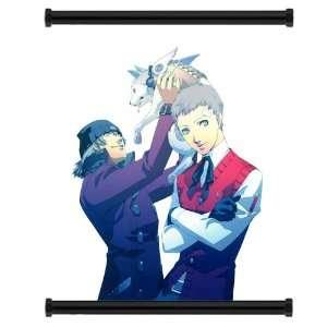 Shin Megami Tensei Persona 3 Game Fabric Wall Scroll Poster (16x20