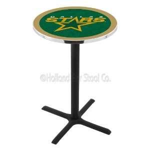 Dallas Stars NHL Hockey L211 Pub Table