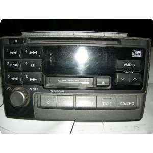 MAXIMA 00 receiver, AM FM stereo cassette CD, exc. Bose; thru 2/00