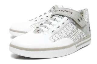 Nike Jordan Blase White/Burgundy Reed