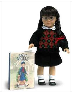 American Girl Molly 6.5 Mini Doll
